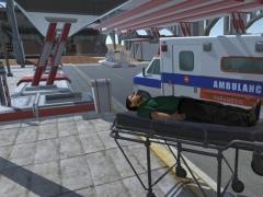 Ambulance Emergency Simulator 2.0 Screenshot