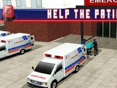 Ambulance Parking 3D Rescue 1.2 Screenshot