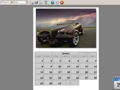 AMC Calendar Wizard 7.0a Screenshot