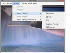 AMCap 9.22 Screenshot