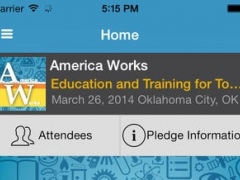 America Works: Education and Training for Tomorrow's Jobs 1.0 Screenshot
