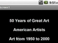 American Art 3 1.0 Screenshot