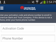 American Bank & Trust 3.5.5.1153 Screenshot