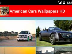 American cars Wallpapers 1.6 Screenshot