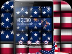 American Flag theme US Flag 1.1.3 Screenshot