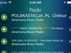 Americana Music Radio Recorder 2.0 Screenshot