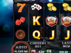 Amezing Best Spin Slots Machines - FREE Las Vegas Casino Games 2.1 Screenshot