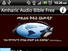 Amharic Audio Bible Free 1 0 Free Download