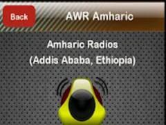 Amharic Radio Amharic Radios 1.0 Screenshot