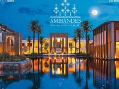Amirandes, Crete for iPad 3.0.0 Screenshot