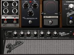 AmpliTube Fender™ FREE for iPad 2.0.0 Screenshot