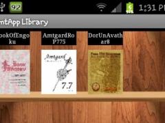 AmtApp Library 1.2.1 Screenshot