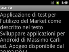 AMTest 1.1 Screenshot