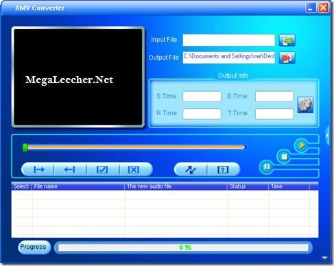 Download free tanbee video to amv converter, tanbee video to amv.