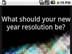 An Ideal New Year Resolution 1.2 Screenshot