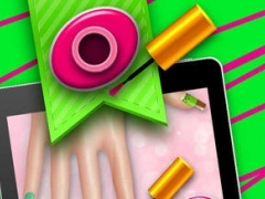 Ana Nail Stylist - Design and style beautiful Nails, Girl Games 1.0 Screenshot