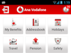 Ana Vodafone 1.5.9 Screenshot