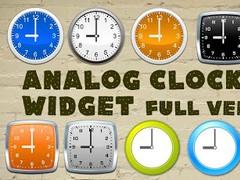 Analog clocks widget Full Simp 2.2.2 Screenshot