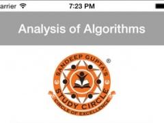 Analysis of Algorithms 1.0 Screenshot
