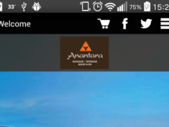 Anantara Hotels Resorts & Spas 4.3.4 Screenshot
