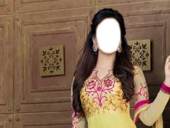 Anarkali Yellow Salwar Suit 1.0 Screenshot