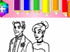 anastasia coloring book 1.0.0 Screenshot