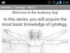 Anatomy - Cytology 1.2 Screenshot