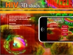 Anatomy HIV cell 1.0 Screenshot