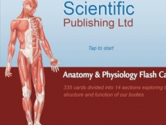 Anatomy & Physiology Flash Cards for iPad 1.0 Screenshot