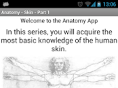 Anatomy - Skin 1.6.1 Screenshot