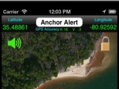 AnchorAlert5 1.0 Screenshot