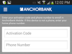 AnchorBank 3.1.0.697 Screenshot