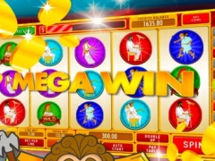 Ancient God Slots: Use your secret wagering strategies to earn Zeus's golden crown 2.0 Screenshot