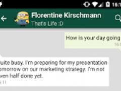 anderChat Messenger (beta) 0.1.11 Screenshot