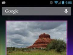 andFrame Photo Widget 1.1.61 Screenshot