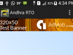 Andhra RTO 3.0 Screenshot