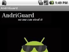 Andriguard - the phone guard 5.0 Screenshot