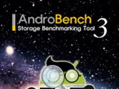 Androbench (Storage Benchmark) 5.0.1 Screenshot