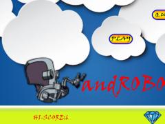 andROBOT Jumping Andro Robot 1.5 Screenshot