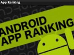 Android App Ranking 1.0.1 Screenshot