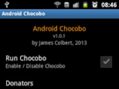 Android Chocobo 1.0.1 Screenshot