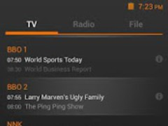 DVB-T Dongle for Android 1.0.2638 Screenshot