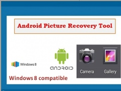 Android Picture Recovery Tool 2.0.0.8 Screenshot