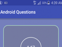 Android Questions Answers 1.0 Screenshot