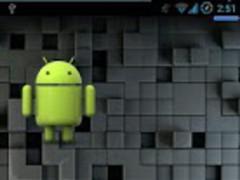 Android Robot Widget 1.0 Screenshot