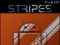 Striped Android Wallpaper 1.1.2 Screenshot