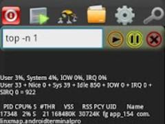 Linx Terminal 1.2.1 Screenshot