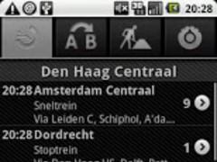 Android TreinTijden Lite 2.0.5 Screenshot