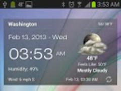 Review Screenshot - Instant Weather Updates for Your Location