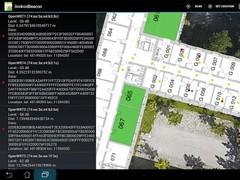androidBeacon 1.0 Screenshot